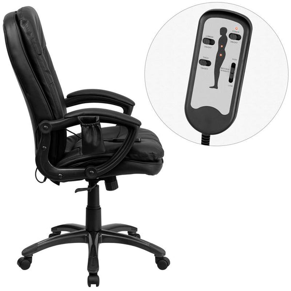Daniel Massaging Office Chair - living-essentials