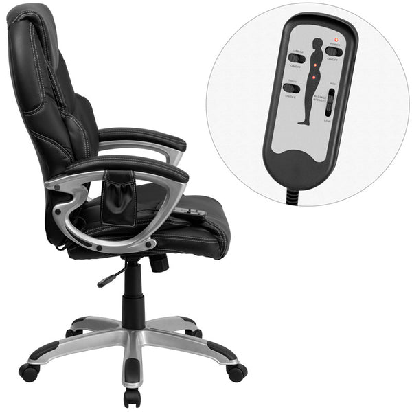 Mason Massaging Office Chair - living-essentials