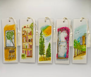 Laminated Bookmark Collection