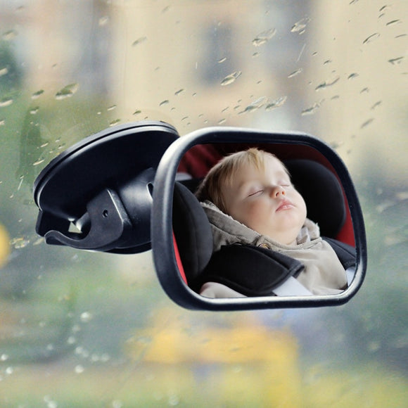 Car Rearview Mirror Car Safety Back Seat Mirror Adjustable Baby Facing View Rear Ward Child Infant Monitor Auto Products
