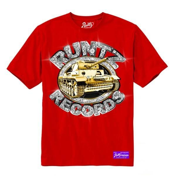 Runtz Diamonds Tee (Red)