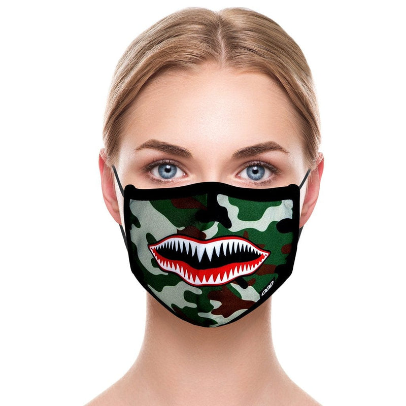Odd Sox Warplane Mask