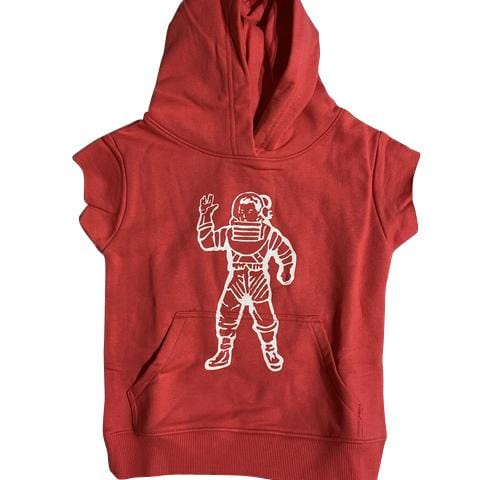BILLIONAIRE BOYS CLUB KIDS HOODIE TEABERRY 893-3201