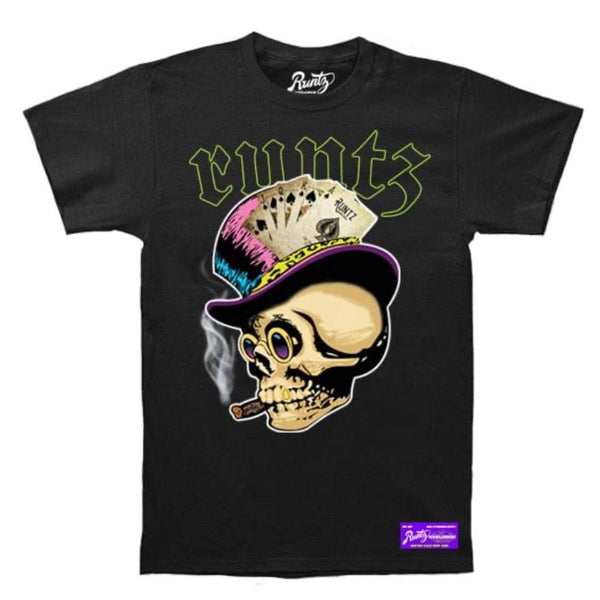 Runtz Skull T Shirt (Black)