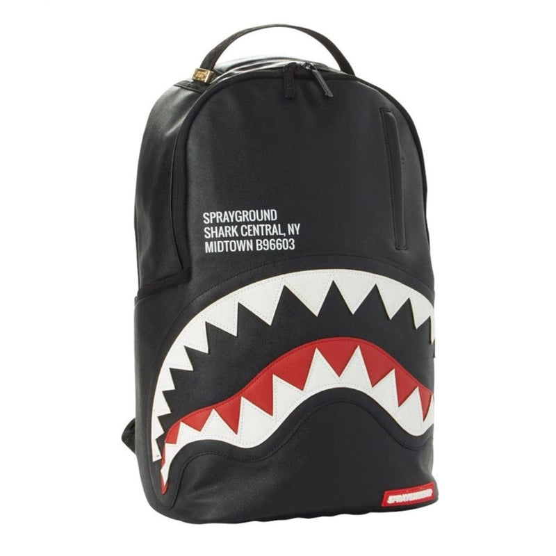Sprayground AfroJack Backpack 2.0 (Black)