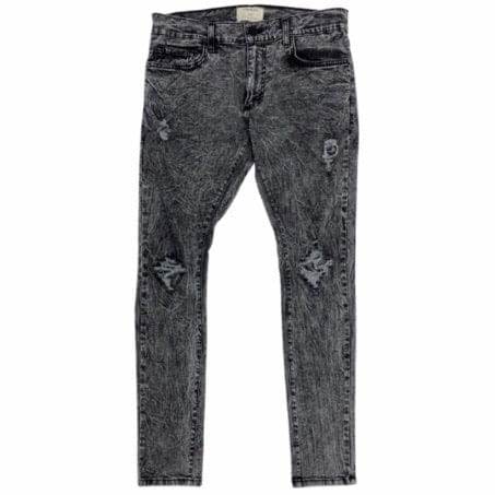 Golden Denim Syndicate Tailored - 1705 Jeans (Acid Black Wash)