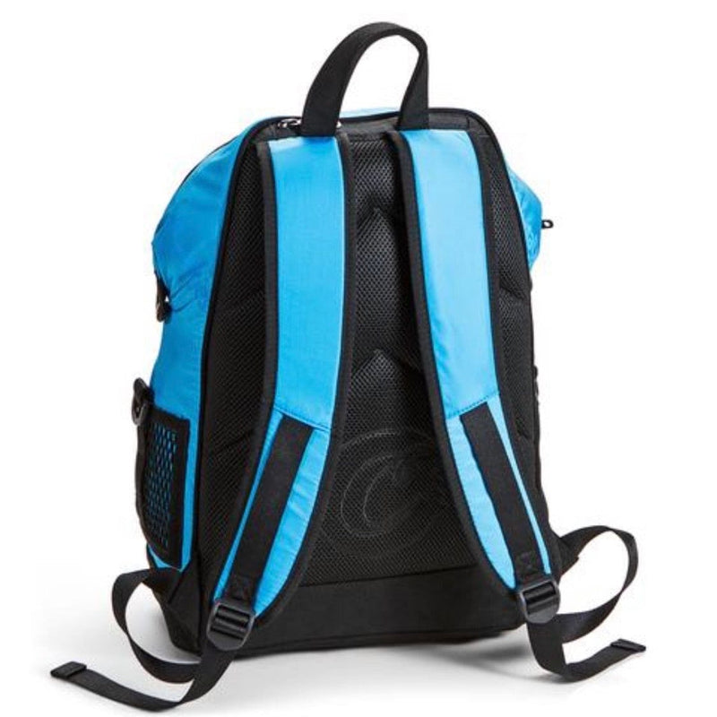 Cookies Satin Backpack Repeated Logo (Blue)