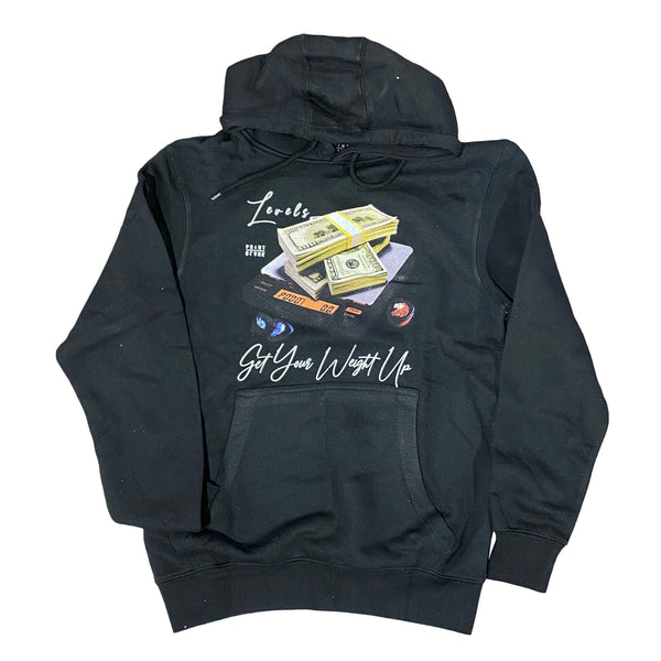Point Blank Levels Hoody (Black)