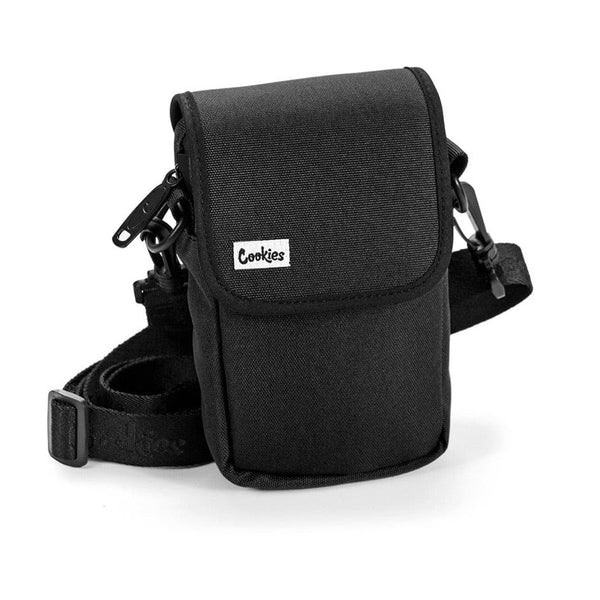 Cookies Utility Pocket Canvas Bag Black