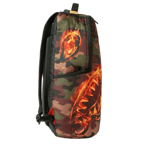 Spayground The Lil Tay Burner Shark DLX Backpack