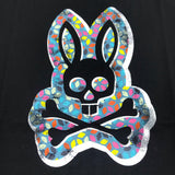 Psycho Bunny Graphic T- Shirt Black