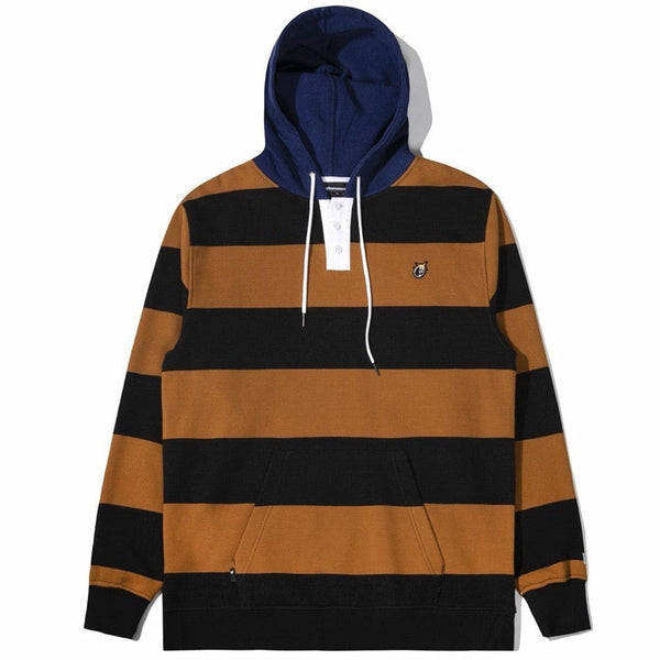 The Hundreds Griffith Pullover Hoodie (Black) T20W102007