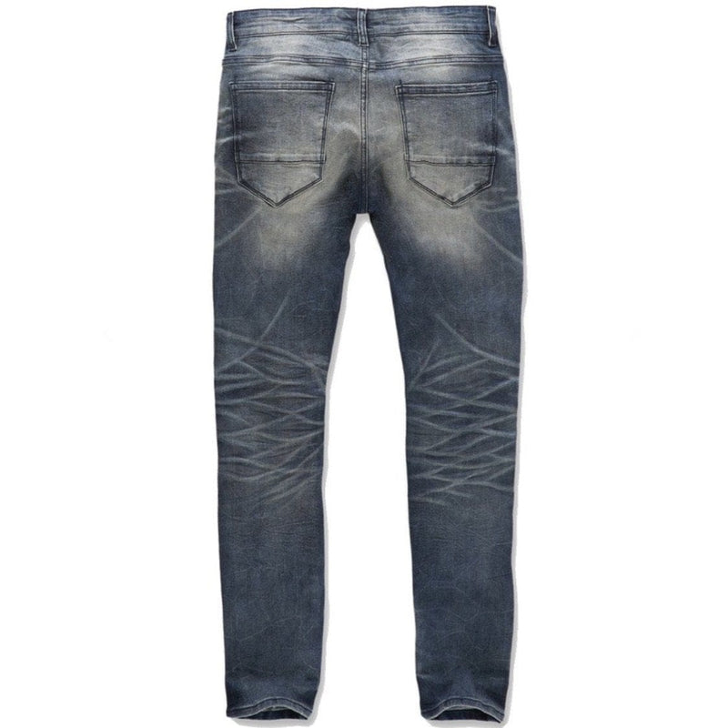 Jordan Craig Sean Aztec Denim (Destroyed Blue) JM3313