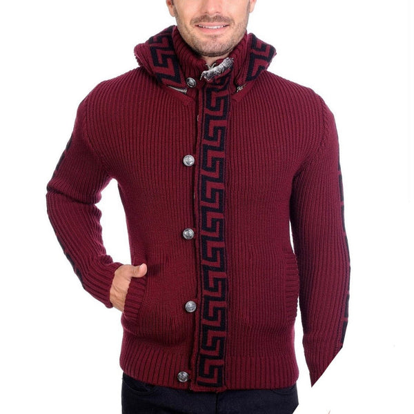 LCR Sweater (Burgundy) 6245