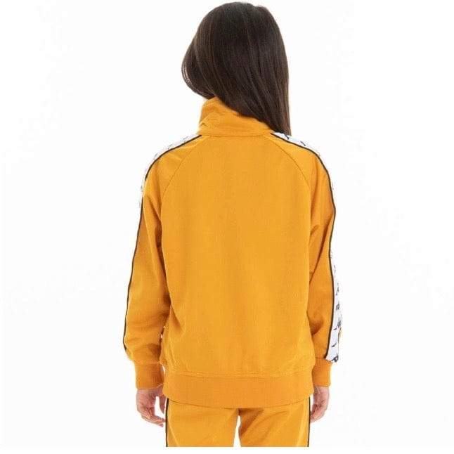 Kids 222 Banda Anniston Track Jacket (Yellow/White)