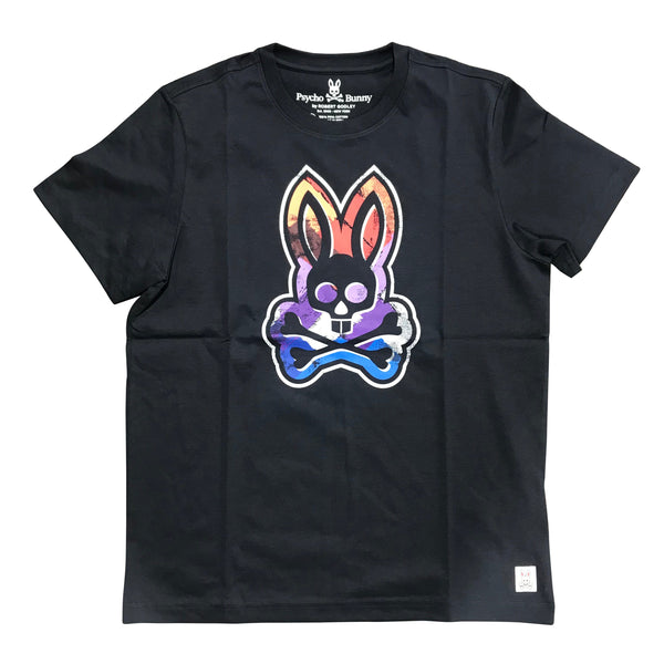 Psycho Bunny Graphic T-Shirt Navy