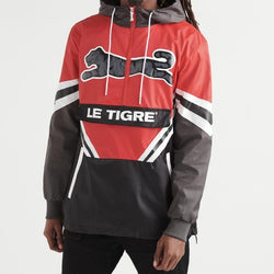 LE TIGRE EVERETT JACKET RED