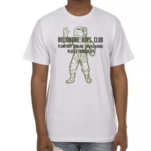 BILLIONAIRE BOYS CLUB VISITOR WHITE