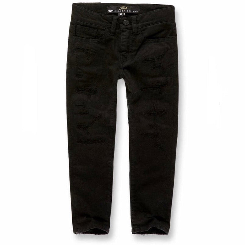 Jordan Craig Kids Tribeca Twill Pants (Black) JM3522K