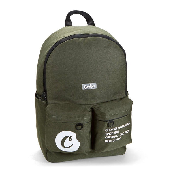 Cookies Backpack Orion Olive