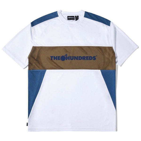 The Hundreds Trek T Shirt White