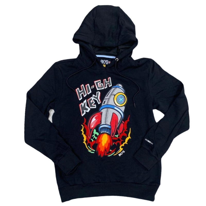 BKYS High Key Hoodie (Black) H211