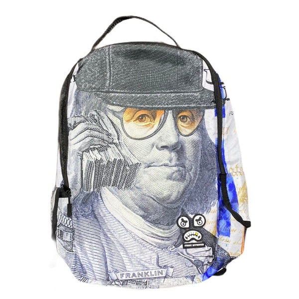 Street Approved Money Talks Backpack