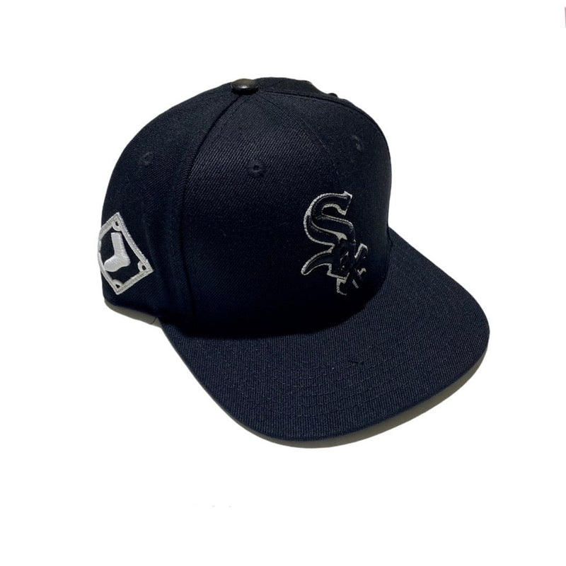 Pro Standard Chicago White Sox Snapback (Black/White) LCW731170