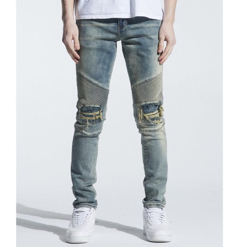 Crysp Jean Skywalker Denim Lt. Vintage