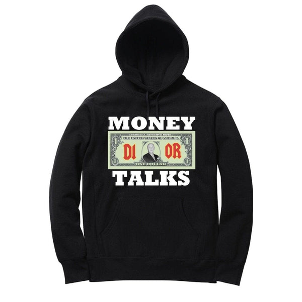 BLEACH GOODS HOODIE MONEY TALKS DIOR