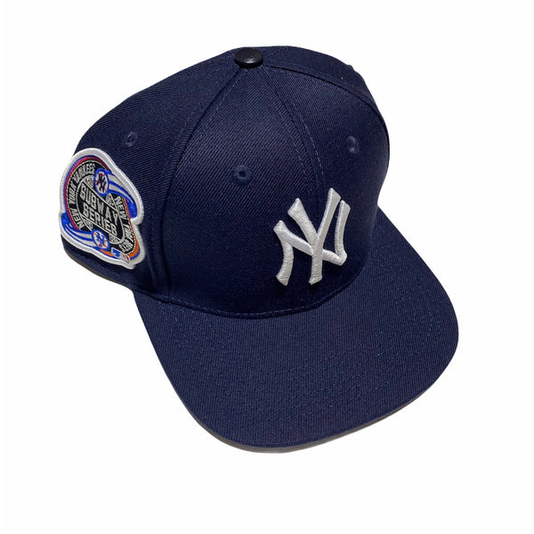 Pro Standard New York Yankees Subway Series Snapback (Navy) LYN730612