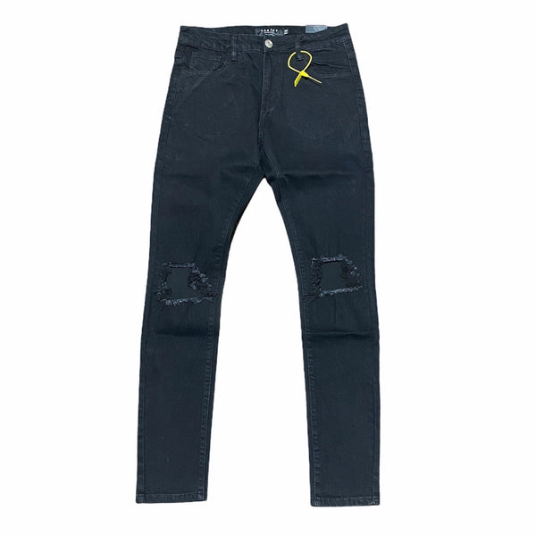 Karter Collection Noah Jeans (Black) KRTR-KTROL107