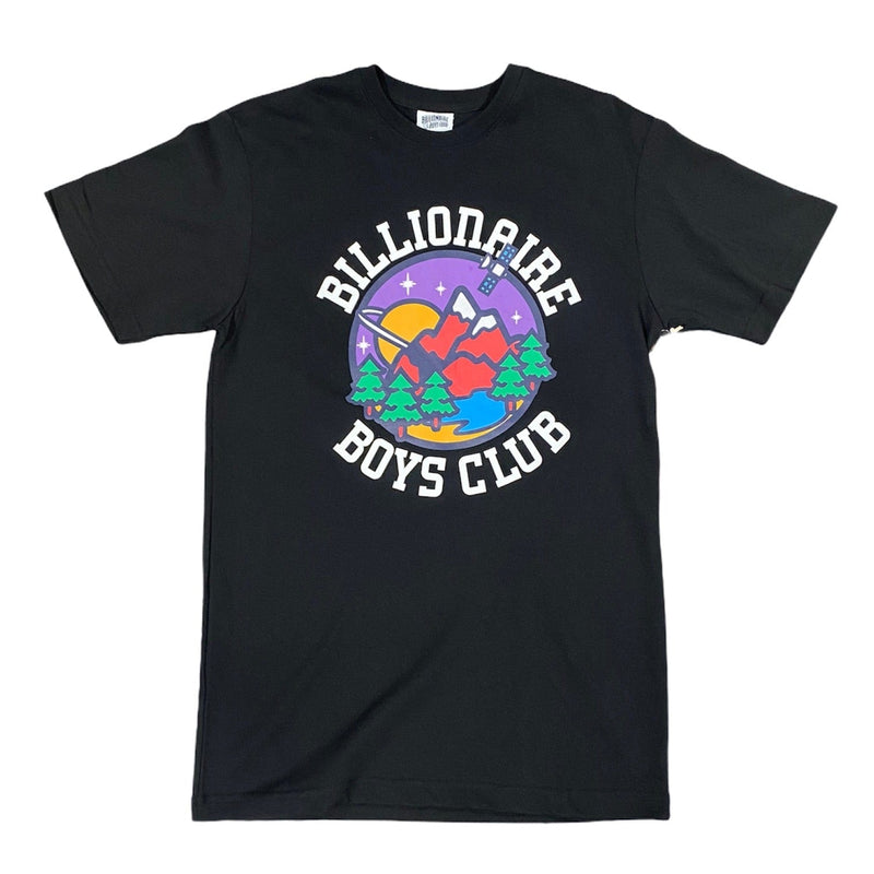 Billionaire Boys Club Nature Tee (Black) 801-7207