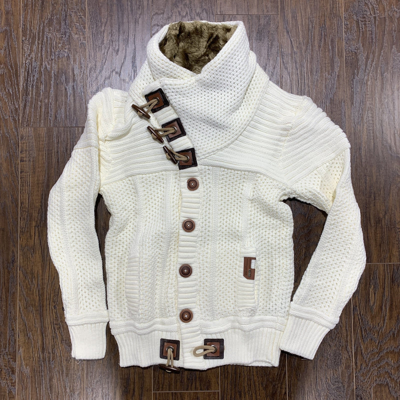 LCR SWEATER CREAM 7100