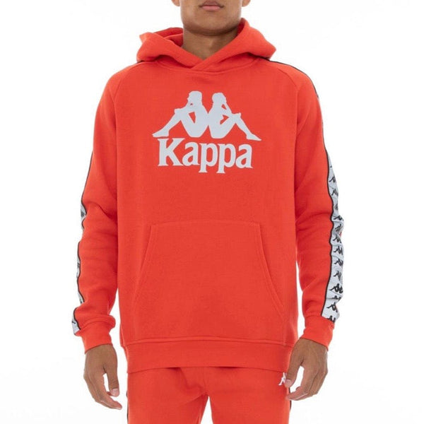 Kappa 222 Banda Deniss 2 Reflective Hoodie (Orange)
