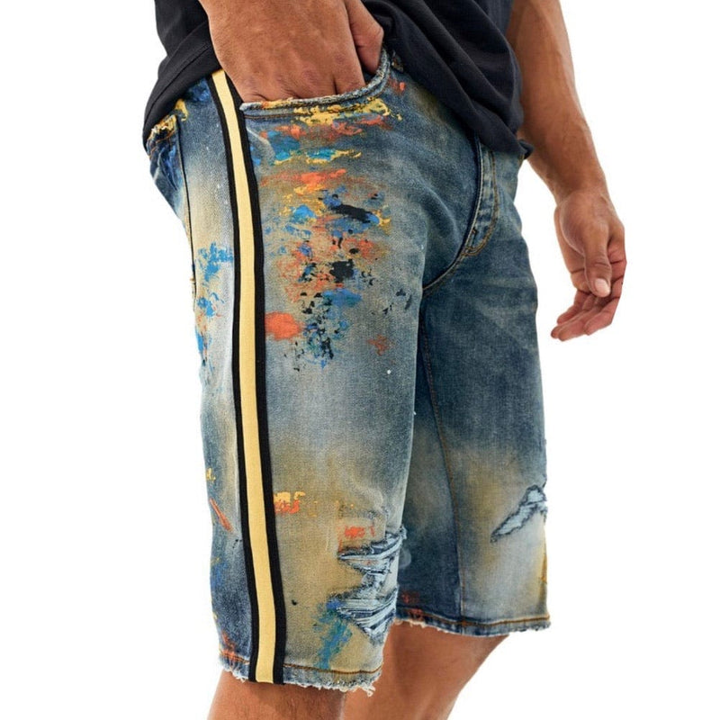 Jordan Craig Talladega Denim Shorts (Burning Man)