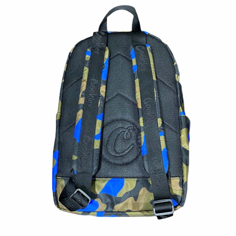 Cookies Orion Backpack (Blue Camo)