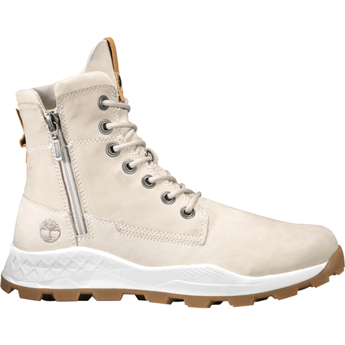 TIMBERLAND SIDE ZIP BOOT LIGHT TAUPE 0A1YMK