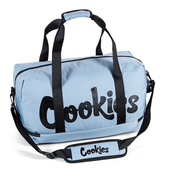 Cookies Explorer  Nylon Smell Proof Duffel Grey