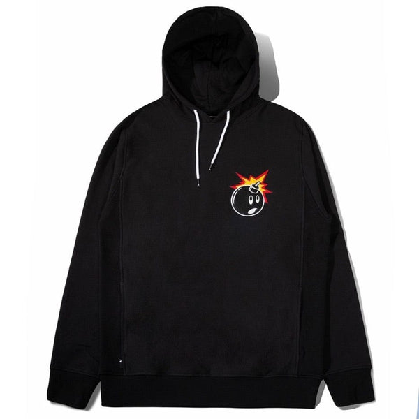 The Hundreds Huge Pullover (Black)