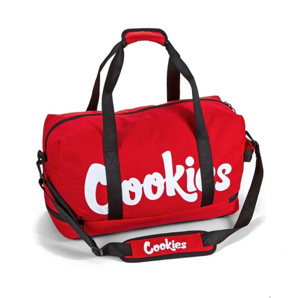 Cookies Explorer Nylon Smell Proof Red