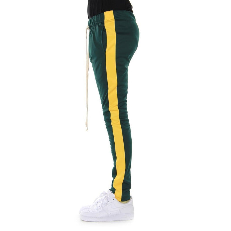 EPTM TRACK PANT GREEN/GOLD EP8610