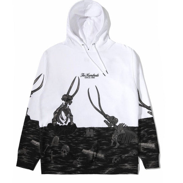 The Hundreds Relic Pullover (White)