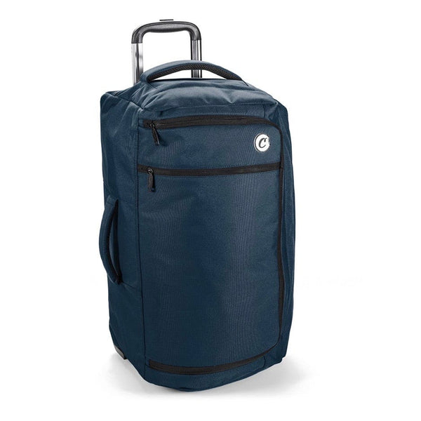 Cookies Trek Roller Travel Bag Navy