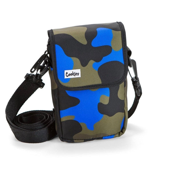 Cookies Utility Pocket Bag Green Camo