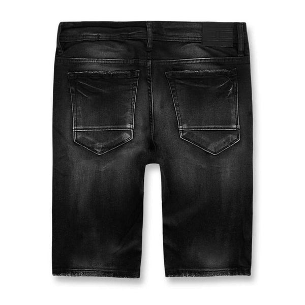 Jordan Craig Newcastle Denim Short (Black Shadow)