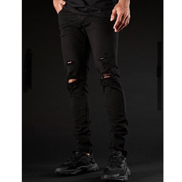 Jordan Craig Ross Irvington Denim (Jet Black)