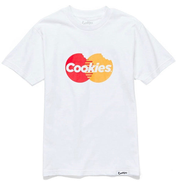 Cookies Charge It To The Game T Shirt White