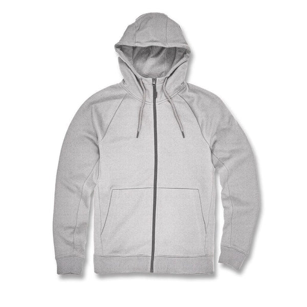 Jordan Craig Uptown Zip Up Hoodie (H/Grey) 8521H