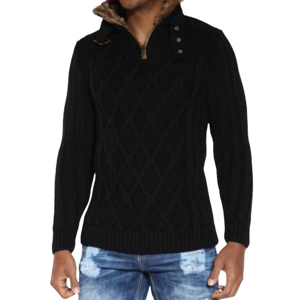 LCR Sweater (Black) 6245